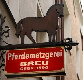 horse meat butcher eu