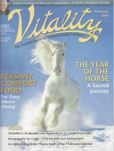 Vitality cover
