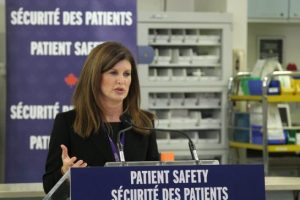 The Honourable Rona Ambrose - Minister of Health