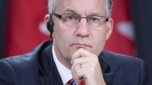 International Trade Minister Edward Fast