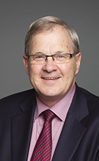 The Honourable Lawrence MacAuley