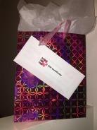 Beyond Four Paws gift bag