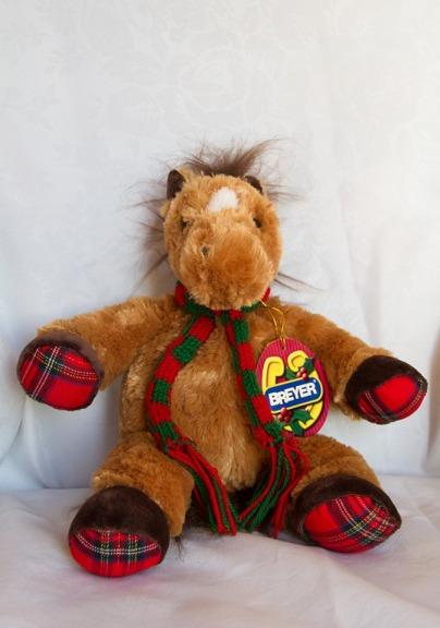 Breyer Stuffed horse