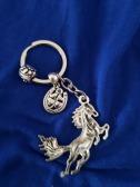 Horse key chain